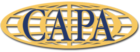 CAPA: Coalition of Airline Pilots Associations Logo