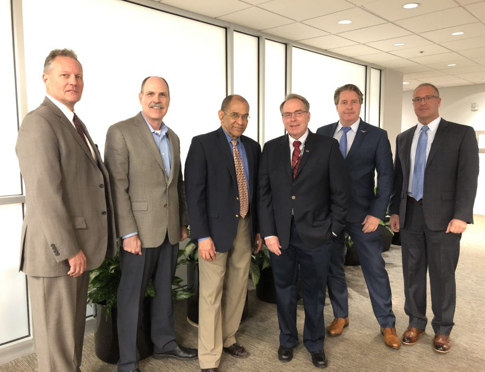 CAPA meets with former NTSB Chairman Chris Hart