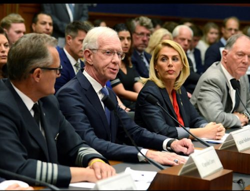 CAPA Board member Captain Dan Carey testifies before House Aviation Subcommittee on Boeing 737MAX issue